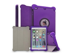 For iPad mini1/mini2 silicone Case, For iPad mini 3 Rotation 360 Case