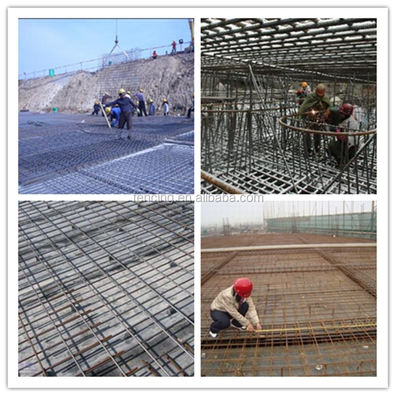 Galvanized Welded Wire Mesh Concrete Welded Wire Mesh Panel
