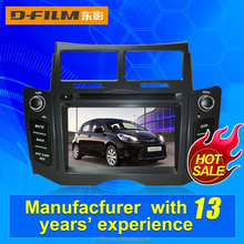 fast delivery car GPS Navigatorfor Toyota Yaris VItz with Bluetooth FM AM Navigator reserving camera video multimedia
