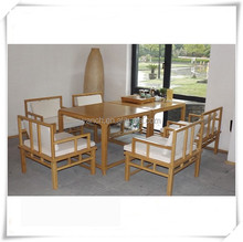 2015 Indoor Bamboo lounge chair/Bamboo table