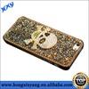 Luxury Skull diamond cases for iphone5