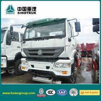 SINOTRUK 6x4 heavy oil tanker truck price