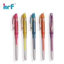 Colorful gel ink pen set