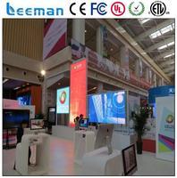 Leeman led display module outdoor full color p10 led display led glass screen