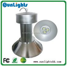 3 years warranty warehouse using high brightness high bay lamp industrial led high bay light