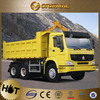 Sinotruk Howo 6x4 dump truck curb weights