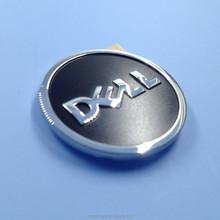 Custom adhesive metal logo emblem