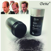 Hair building fibers made in china ,natural hair thickener,make up for thin hair