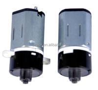 3V 120rpm DC plastic planetary gearbox reducer motor N20