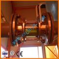 Black lubrificante/carro/caminhão de óleo do motor sistema de reciclagem para a base de óleo! Zsa china preto de óleo de regeneração