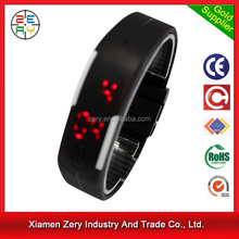 R0775 led plastic watch strap, digital watch men