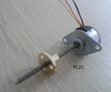 25mm 12v stepper motor micro linear motor