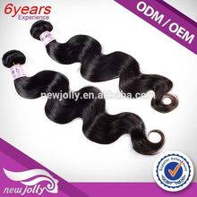 100% Leading Hair Factory facotry sale body wave 100% virgin indian hair,2015 Natural Bouble Draw hair extensions bun