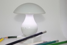 new product hot sale hotel table lamp with bluetooth speaker