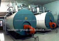 Gas/oil fired 8ton/hr boiler