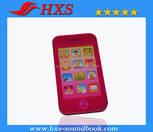 Wholesale Price Electronic Musical Toy Mobile Phone Kids Toy