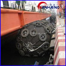 CCS/GL certificate lower cost natural rubber yokohama fender price