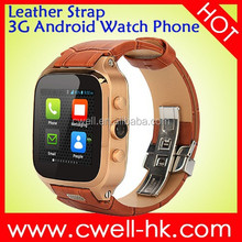 Smart W9 1.54 inch IPS screen 3G Android 4.4 smart watch