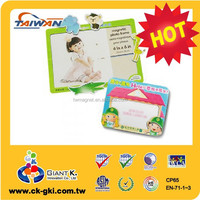 Customized oem gifts magnet giveaways magnetic photo frame