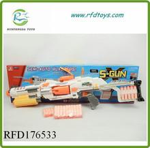 Plastic soft bullet gun toys plastic gun toys with bullet