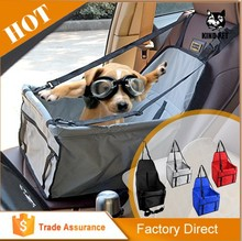 [KIND PET]2015 new dog booster carrier pet booster seat dog seat for car