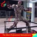 Playground resina figura de ação filme