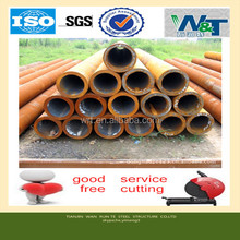 Sales of natural gas in gas fluid pipe.