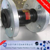 galvanization flange rubber joint