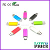 2015 Factory Price OTG/plastic USB flash drive 8GB /mobile phone usb flash drive 3.0 for android system/computer
