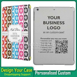 No MOQ Factory Supplier for custom 3D mobile phone case for iPad air/5