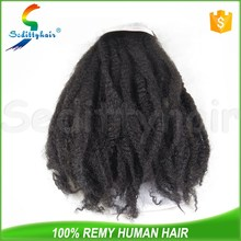 Newest fashion Afro kinky curl synthetic hair twist braiding hair
