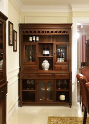 high quality kitchen wood cupboard design