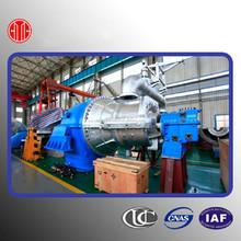 Come Buy!Wood Burning Extraction Back Pressure Steam Turbine Electricity Generator Machine 2015 Hot Sale Made In China