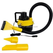 portable Wet & Dry Auto Vacuum cleaner Car Home Dust Cleaner Collector Inflator Air Vacuum