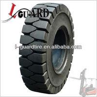 container de carga de pneus usados; Forklift Tires