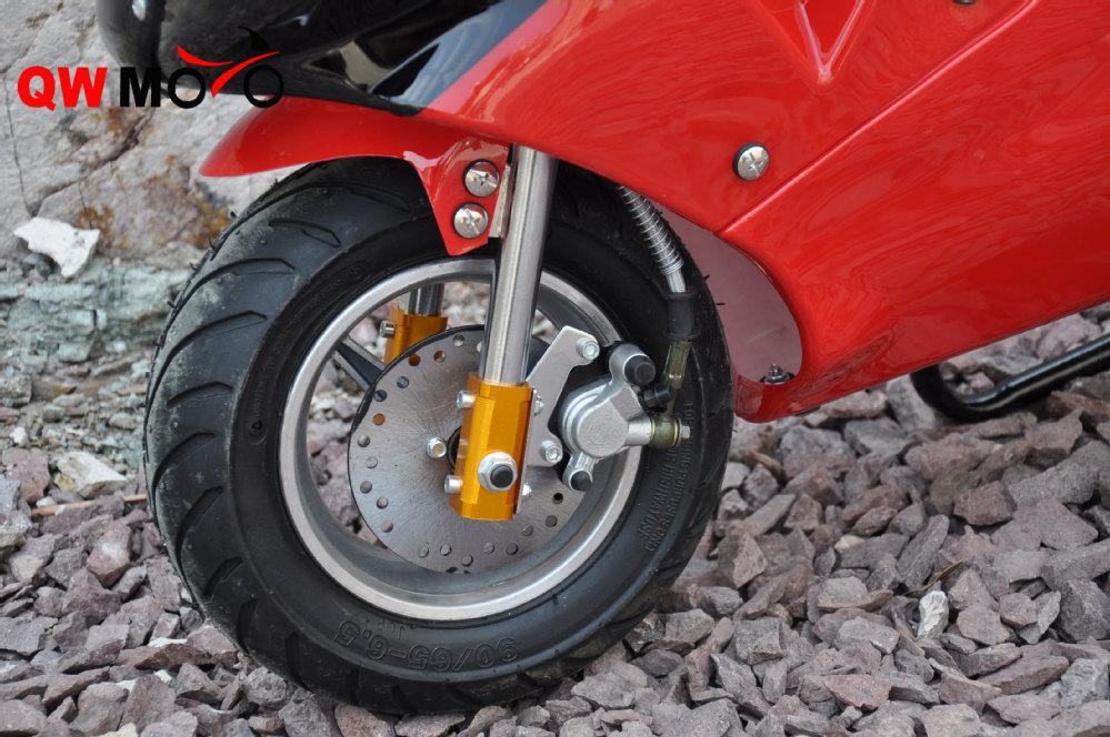 CE 2015 cheap Chinese bike atv go kart dirt bike gas motorcycle 49cc pocket bike for kids