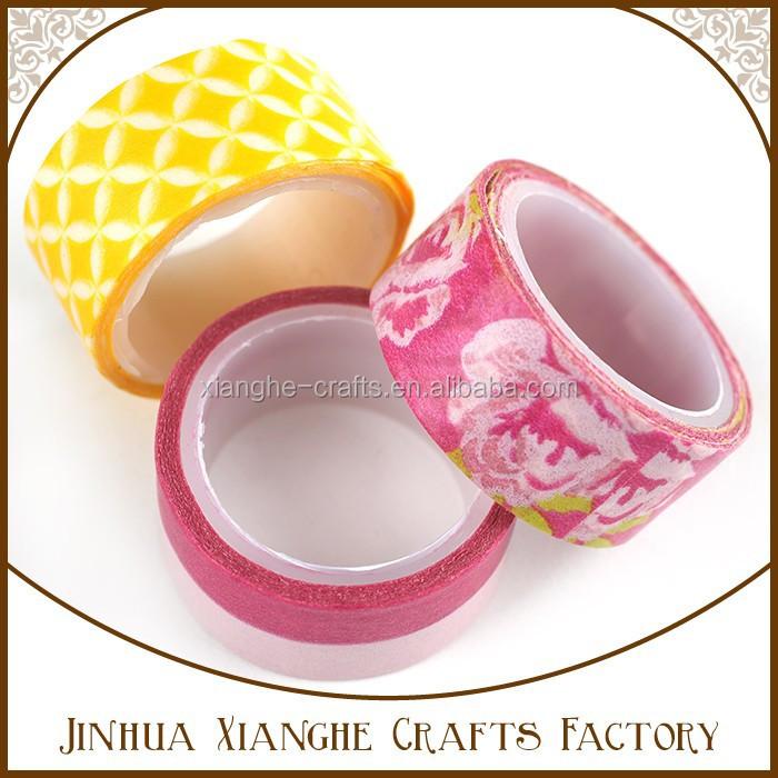 Arts and crafts custom printed washi tape wholesale buy for Arts and crafts wholesale
