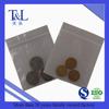 Popular used LDPE ziplock plastic bag for packaging food