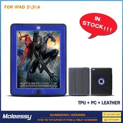 Best price carbon fiber cover for ipad 4/3