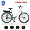 China city ebike,lady electric bike with low price with EN15194 approval,36V15.6Ah SAMSUNG battery