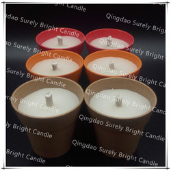 out door candles