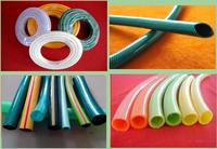 bulk fiber reinforced hose