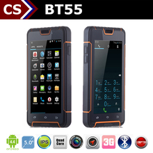 Cruiser BT55 dropproof shockproof waterproof and dustproof mobile phone with ip65