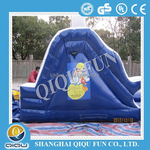 PVC classical inflatable slip & slide exciting for sales