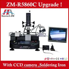 دليل آلة الهواء الساخن لحام إصلاح اللوحة الأم zm-r5860c الحل للجوالجودة/ المحمول/ اللعبة إصلاح وحدة التحكم