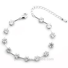 Atacado jóias de prata, pulseira personalizada 925 pulseira de prata