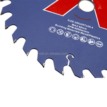 TCT saw blade fiberglass saw blade for cutting acrylic