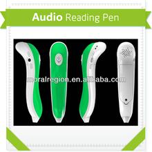 2015 hot selling DY kids preschool education digital talking pen, manufacturing kids' reading pen