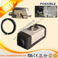 POSSIBLE brand 3kw 12v Hotsales portable air conditioner for cars with electric car heater