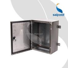IP66 Wall Mount Enclosure Customized SS304 SS316 Small Plastic Storage Box